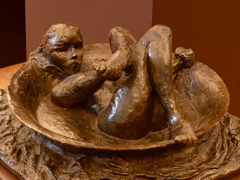 Degas' In the Tub