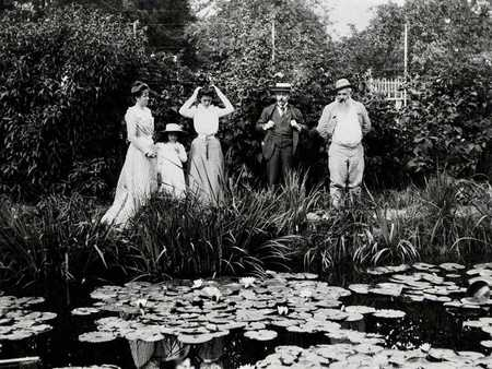 Claude Monet and Giverny